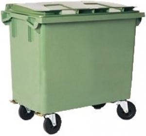 Plastcontainer